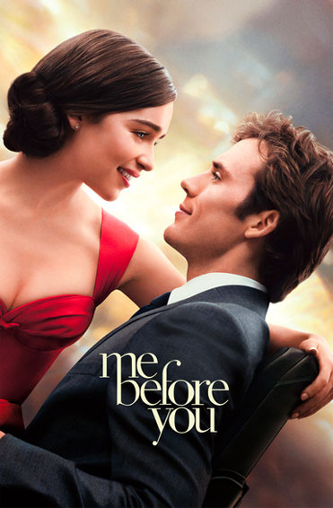 Me Before You Poster