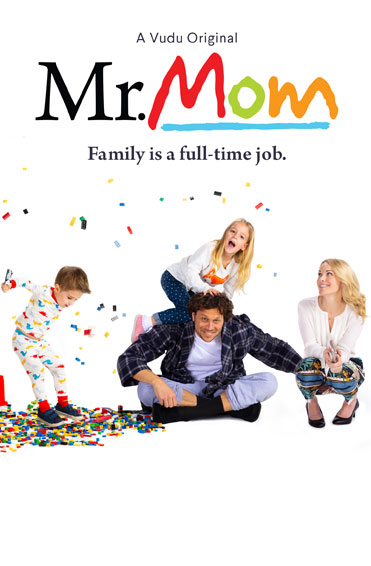 Mr. Mom (series) Poster